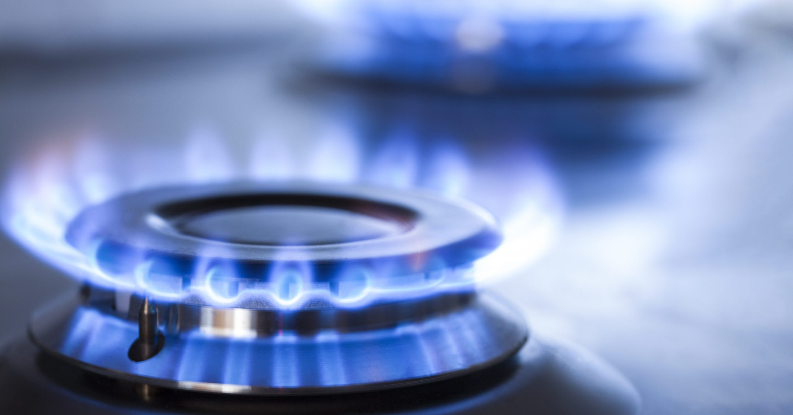 gas cooker flame